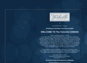 theyorkville-condos.com