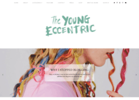 theyoungeccentric.blogspot.ie
