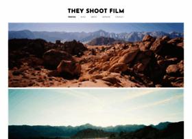 theyshootfilm.com