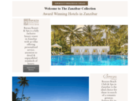thezanzibarcollection.com
