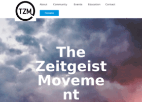 thezeitgeistmovementforum.org