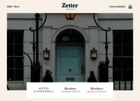 thezetter.com