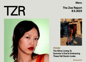 thezoereport.com