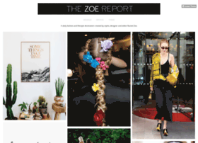 thezoereport.tumblr.com