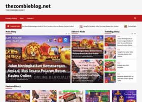 thezombieblog.net