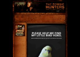 thezombiehunters.com
