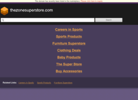thezonesuperstore.com
