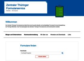 thformular.thueringen.de