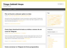 thiagovespa.com.br