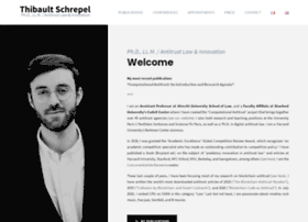 thibaultschrepel.com