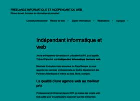 thibautparent.com