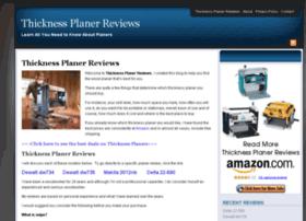 thicknessplanerreviews.com