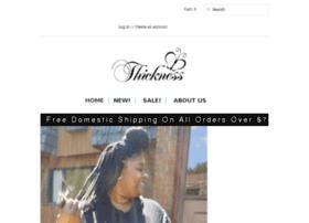 thicknesstees.com