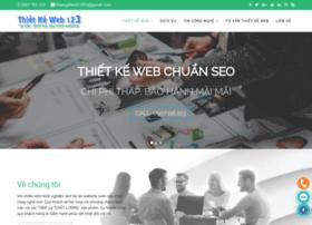 thietkeweb123.com