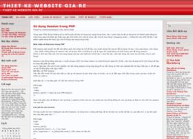 thietkewebsitegiare.wordpress.com