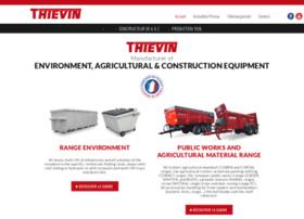 thievin.fr