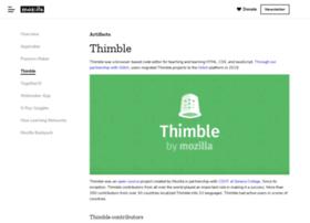 thimble.mozilla.org