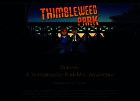 thimbleweedpark.com