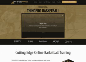 thincprobasketball.com