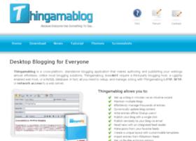 thingamablog.sourceforge.net