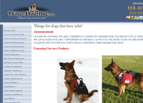 things4yourdog.com