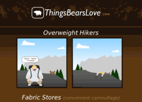 thingsbearslove.com
