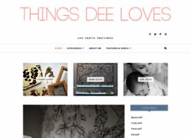 thingsdeeloves.com