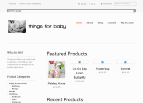 thingsforbaby.co.nz