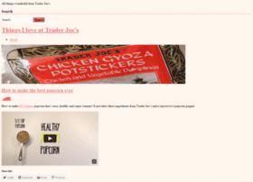 thingsiloveattraderjoes.com