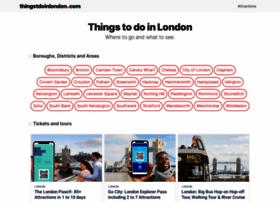 thingstodoinlondon.com