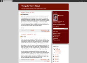 thingstoworryabout.blogspot.com