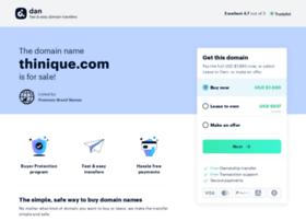 thinique.com