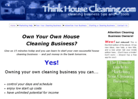 think-house-cleaning.com
