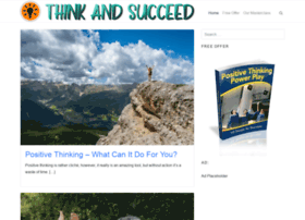 thinkandsucceed.com