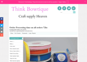 thinkbowtique.com