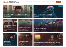 thinkchristian.net
