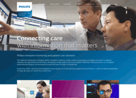 thinkconnectedcare.philips.com