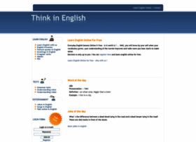 thinkinenglish.com