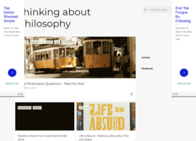 thinkingaboutphilosophy.blogspot.com.au