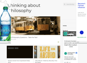 thinkingaboutphilosophy.blogspot.com