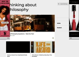 thinkingaboutphilosophy.blogspot.com