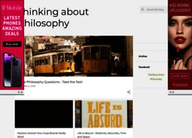 thinkingaboutphilosophy.blogspot.no