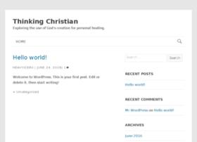 thinkingchristian.com