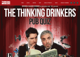 thinkingdrinkers.com