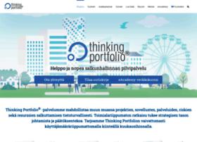 thinkingportfolio.com