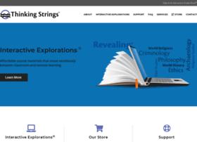thinkingstrings.com