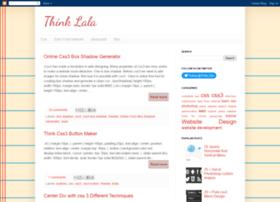 thinklala.blogspot.com