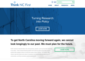 thinkncfirst.org