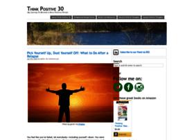 thinkpositive30.com