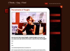 thinksayfeel.wordpress.com